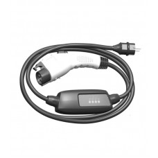 Level 2 Type 1 charger 16A  to schuko