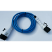 7.4kW 32A Type 2 to Type 2 cable 5m