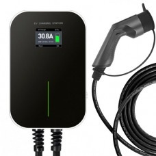 32A 22kW EV Charging Station with Type 2 Plug